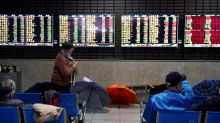 Asian shares firm as China's GDP raises hopes of recovery