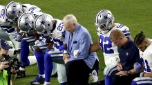 Poll: 84% support NFL players' right to protest