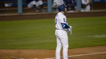 Dodgers can't overpower Padres in 3-2 loss