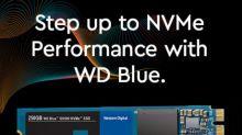 Western Digital's Award-Winning WD Blue SSD Goes NVMe
