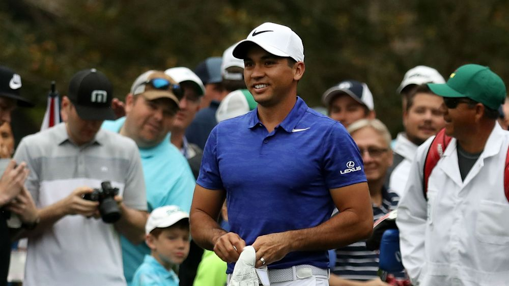 Masters 2017: Jason Day feeling 'lighter' but admittedly under-prepared for Augusta