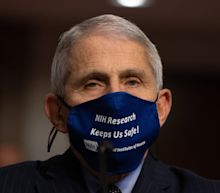 Fauci claims steroid treatment Trump was treated with makes people 'very energetic'