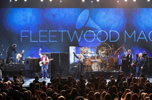 A tweet sent Fleetwood Mac back to the Billboard charts