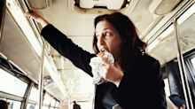 Ban eating on public transport, proposes leading health official