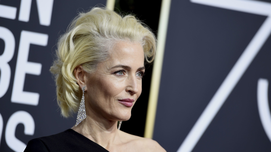 Gillian Anderson to play Thatcher
