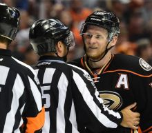 Does Corey Perry's big dumb jerk deserve NHL suspension?