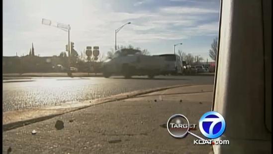 Construction complete at notorious intersection