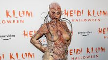 Heidi Klum's 2020 Halloween party is canceled due to the pandemic, so ignore sites selling fake tickets