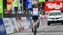 Cyclisme - T. des Alpes - Tour des Alpes: le résumé de la 2e étape en vidéo