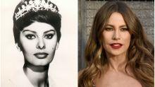 12 famosos y sus 'dobles vintage'
