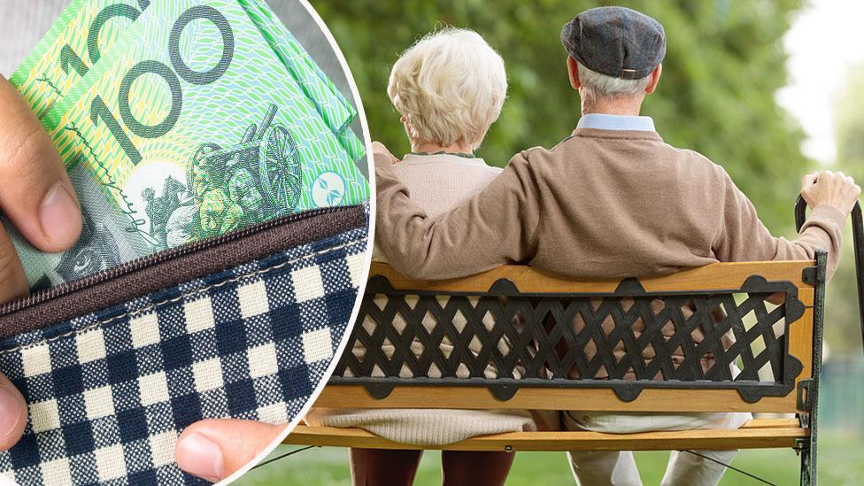 Husband scammed by wife of 60 years