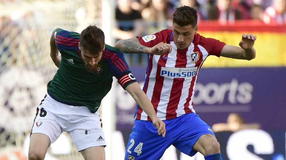 """Atlético Madrid, Giménez : """"Cristiano Ronaldo est différent, mais nous savons l'arrêter"""""""