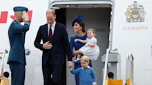 Why the Royals shouldn't fly on the same plane