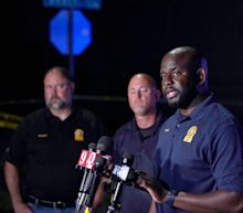 'All of us are praying': Search underway after Florida police officer shot in head