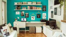 10 ideias criativas para decorar o seu home office
