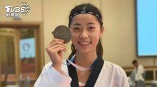 身高183優勢!跆拳女將羅嘉翎 初登奧運奪銅
