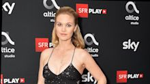 Julia Stiles and Her Baby Bump Continue Their Red Carpet Style Streak