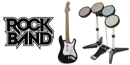 Rock Band now available for pre-order