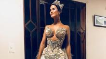 ¡Cumple feliz! El marido de Luli Fernández sorprendió a su mujer con una espectacular fiesta de disfraces