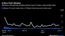 Hong Kong Risks Squandering Its Alibaba Dividend