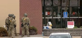 Minnesota bank hostage standoff ends with no injuries