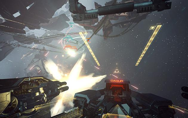'Eve: Valkyrie' is coming to the HTC Vive this year