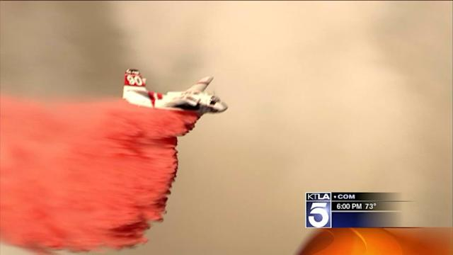 Fire Crews Gaining the Upper Hand on the `Powerhouse` Fire