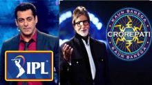 Biggboss 14 : BB14 Has very Tough Compititors Kaun Banega crorepati Vs IPL Match