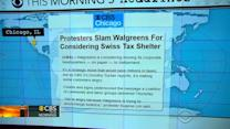 Headlines at 7:30: Will Walgreens move headquarters from Illinois to Switzerland?