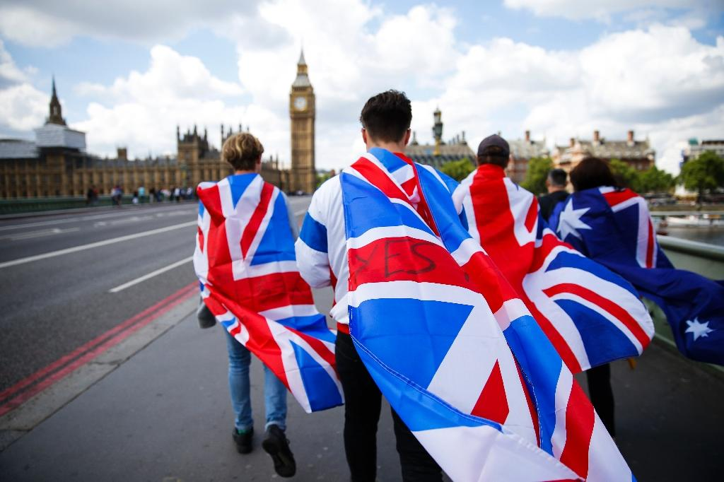 Britons voted to leave the European Union in a referendum on June 23, 2016