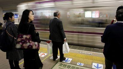Japon : un train part avec 20 secondes d'avance, la compagnie se confond en excuses