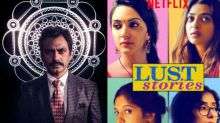 Sacred Games 2, Lust Stories, And Radhika Apte Receive Emmy Nominations!