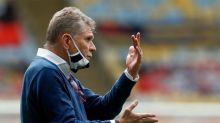 Autuori indaga arbitragem após empate com Fla: 'Sempre as mesmas equipes são favorecidas'