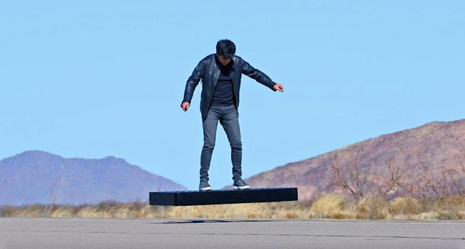 That insanely-expensive hoverboard is now $5,000 cheaper