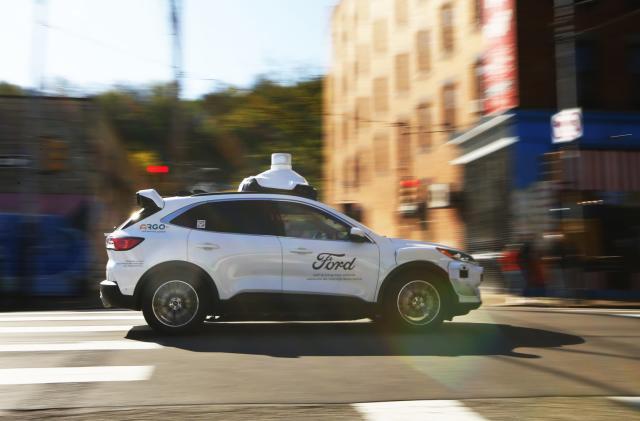 Argo AI says its latest LiDAR sensor has a 400-meter range