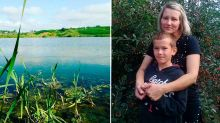 Hero boy, 10, saves mum's life after pulling her from sinking car