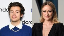 Olivia Wilde and Harry Styles photographed holding hands amid reports they're dating