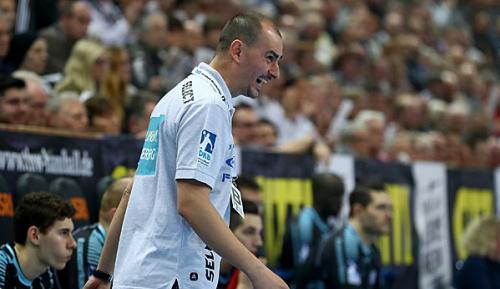 Handball: Gummersbach mit Befreiungsschlag gegen Hannover-Burgdorf