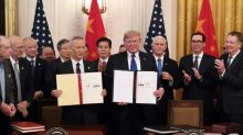 Benefits of China trade truce 'limited': Fed officials