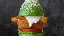 So wird der Burger Low Carb - abgefahrener neuer Food-Trend
