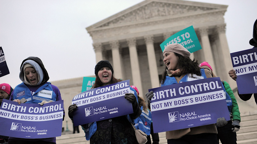 SCOTUS rules for Trump on birth control limits