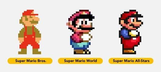 Super Mario All-Stars was almost 'Mario Extravaganza'