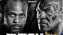 Mike Tyson vs Roy Jones Jr: What time is heavyweight fight and how can I watch on TV or live stream?