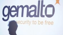 Gemalto knocked by slowing take-up of chip cards in U.S.
