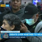 Should you wear a mask? Riverside County says yes