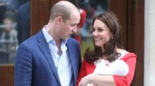 Guests at Prince Louis's christening will eat 7-year-old cake. Is that even safe?