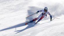 Ski alpin - CM (F) - Romane Miradoli, après la première manche du géant à Sölden: «Je suis contente de rentrer dans les trente»