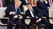 Comment la diplomatie française gère tant bien que mal Donald Trump
