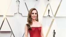 Marina de Tavira en los Premios Oscar