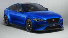 Jaguar unveils a Touring version of the XE SV Project 8 super sedan